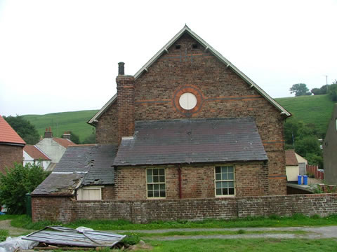 Cambrai CovWest Elevation October 2006